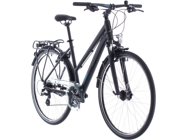 Cube Touring Trapez, black/blue